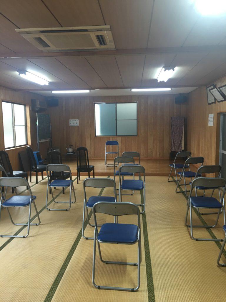 介護予防運動教室